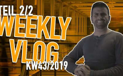 KW 43 Video Logbuch – SHOPBESPRECHUNG – WIE geht es weiter? Teil 2
